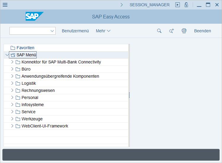 Uwe Brück | Video-Tutorial: Wie bekommt man Zugriff auf ein SAP S/4HANA System